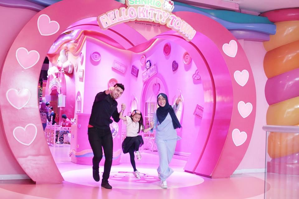 Sanrio Hello Kitty Town Johor Bahru Malaysia