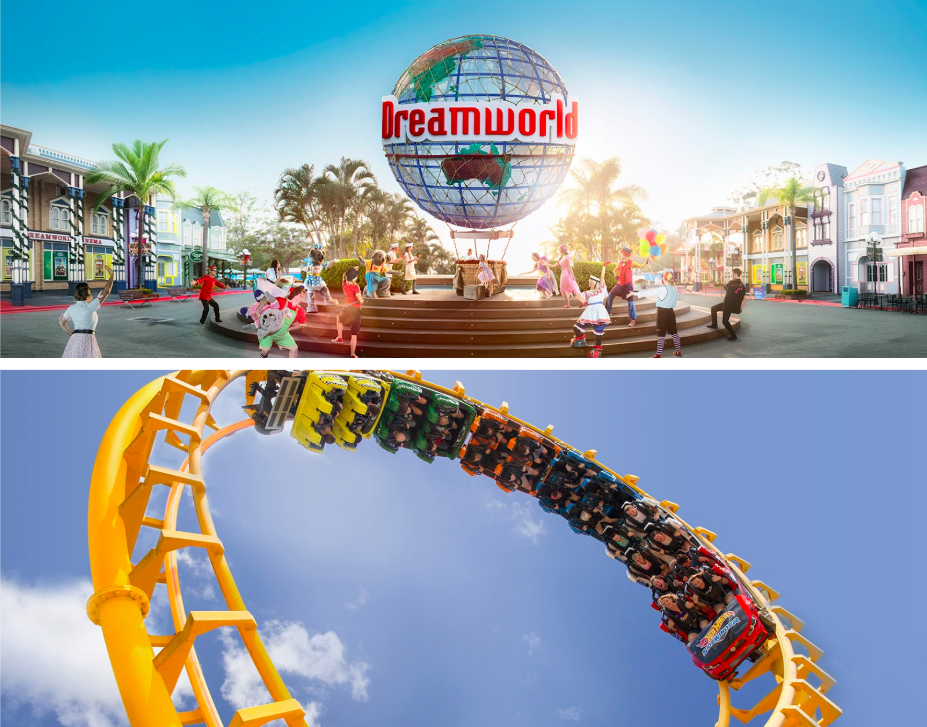 Dreamworld Gold Coast Australia