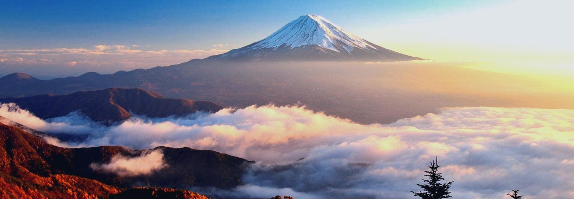 Image result for Hiking Mount Fuji, Japan