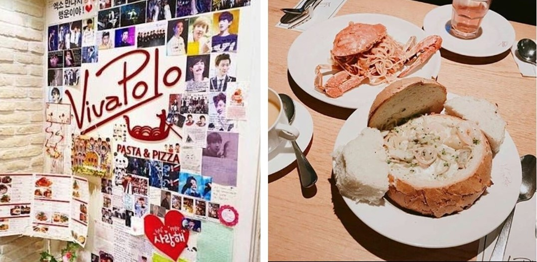 K-pop Idol Owned Restaurants in Gangdong