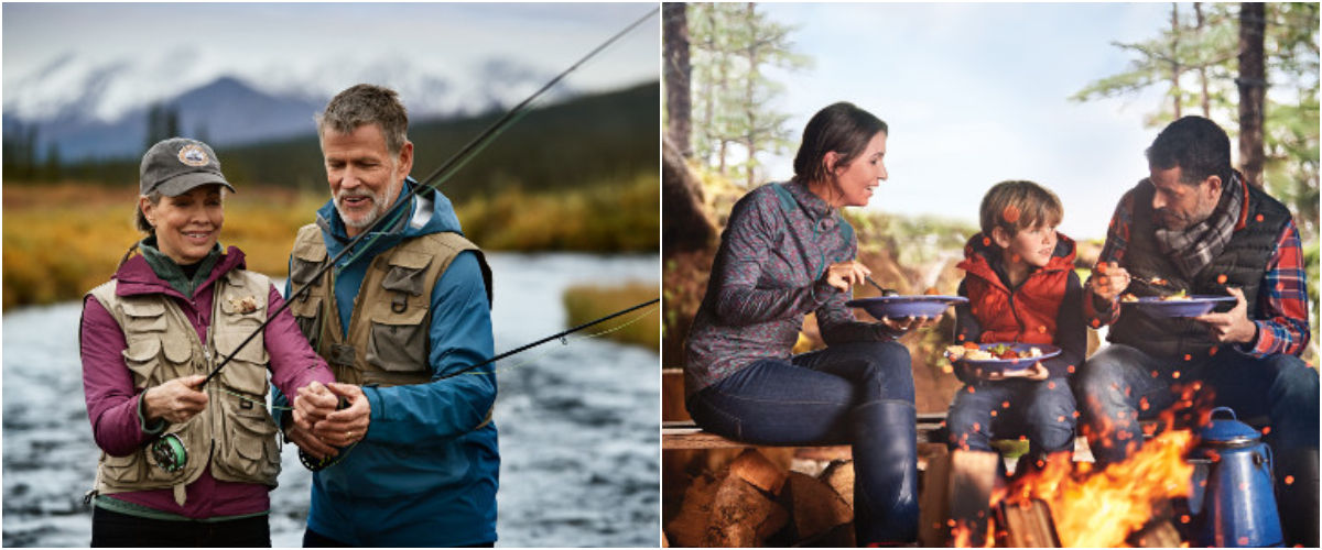 Alaska Fishing & Wilderness Dining