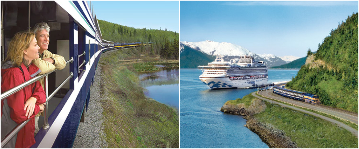 Princess Cruises, Princess Rail