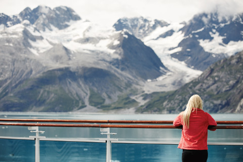 Princess Cruises Alaskan Fly-Cruise