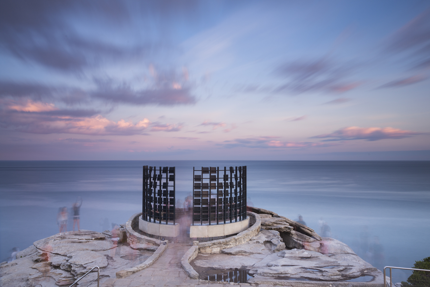 Bondi's Sculpture by the Sea in Sydney