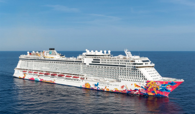 Genting Dream, Dream Cruises