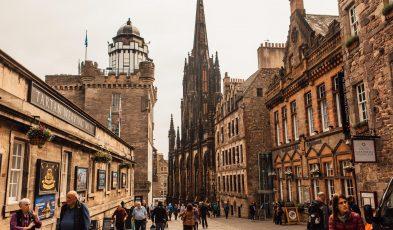 attractions in edinburgh