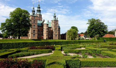 visit castles denmark
