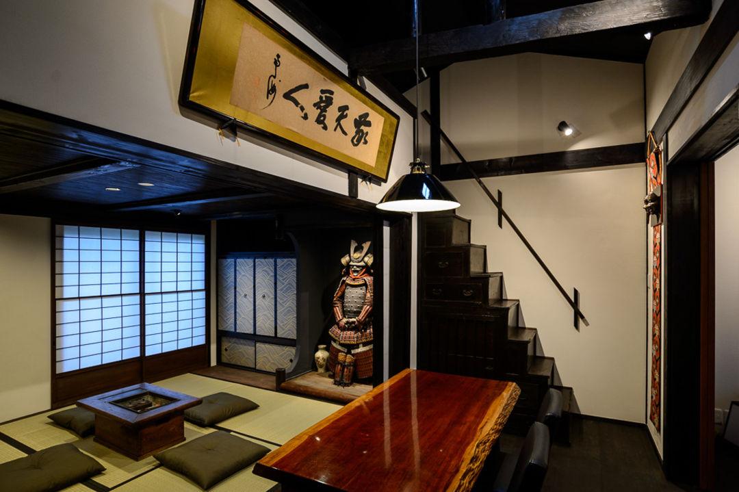 Địa điểm ăn uống ở Osaka - Kyoto - Fukuoka
