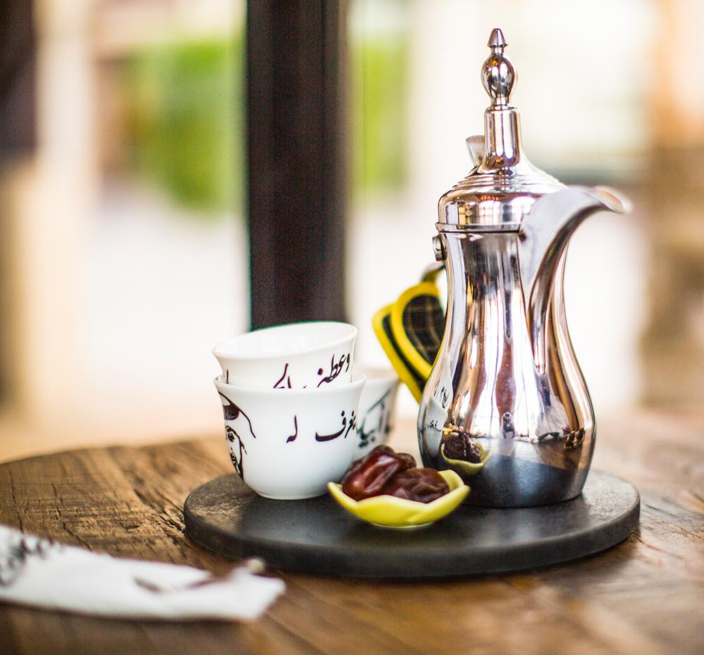 Kahwa - coffee in Qatar