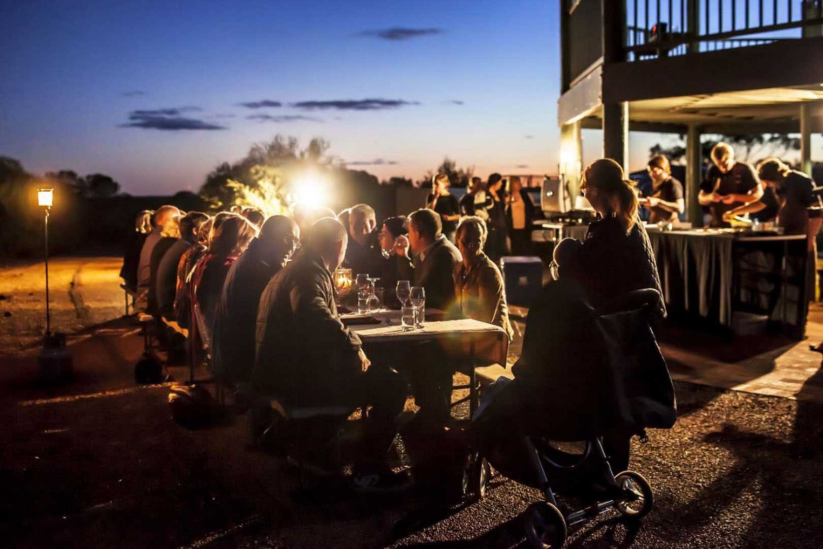 Fervor, Pop-up degustation in Australia