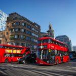 getting around london bus