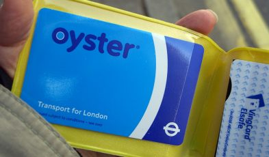 london transport fares