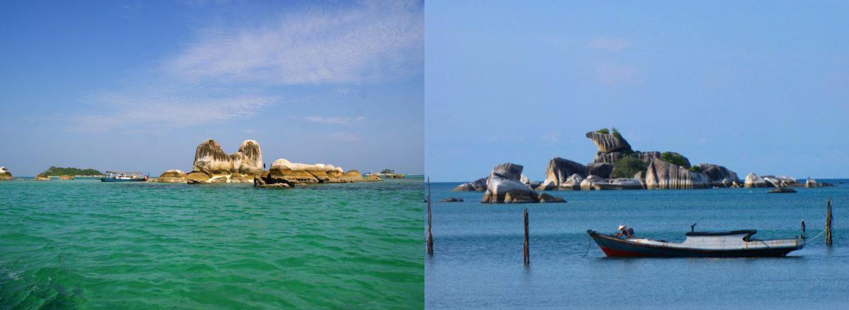 Du Lịch Belitung - Indonesia Batu Berlayar