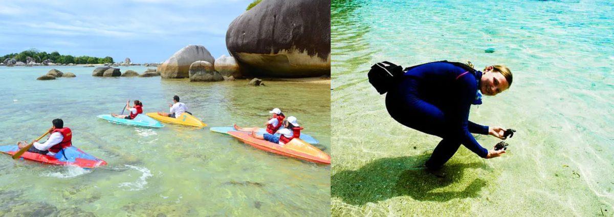Du Lịch Belitung - Indonesia