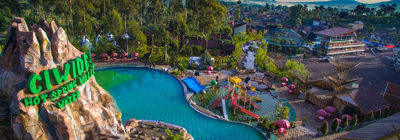 Bandung-Indonesia công viên suối nước nóng