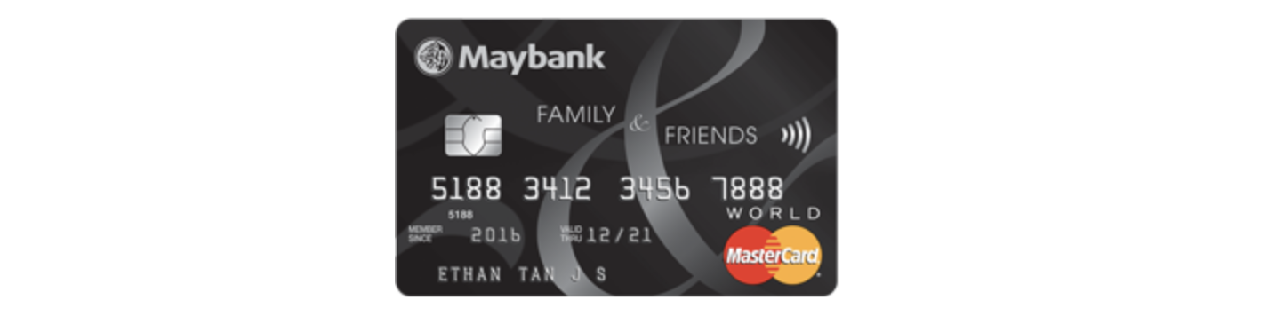 Maybank Family & Friends