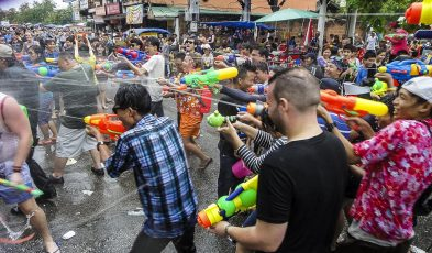 unusual thai festivals