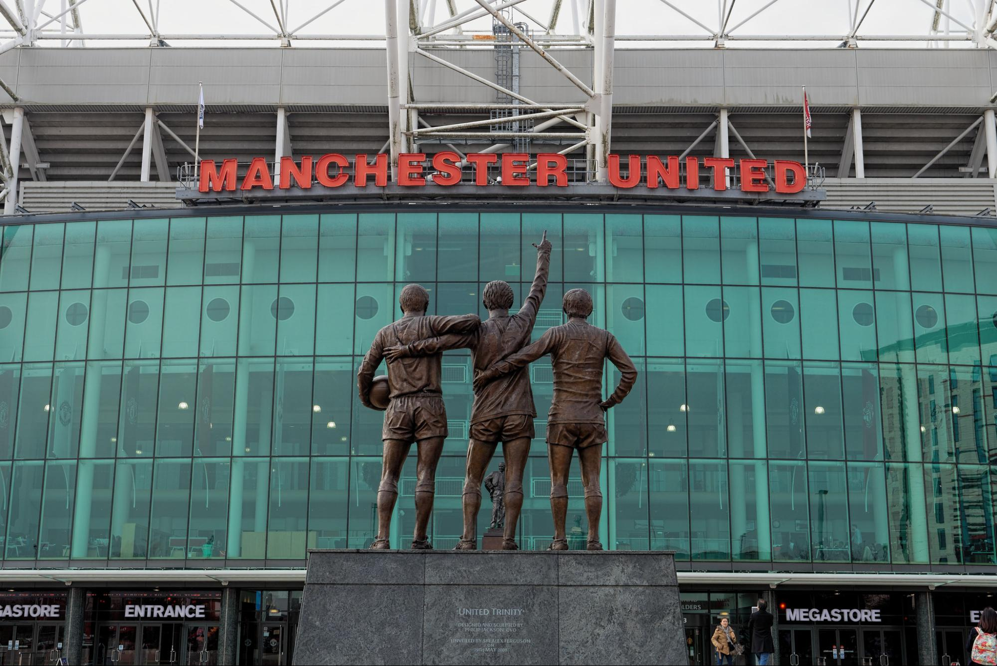 b3da3e6586f This Singaporean Manchester United Fan Visited Old Trafford and Threw Up at  The United Trinity