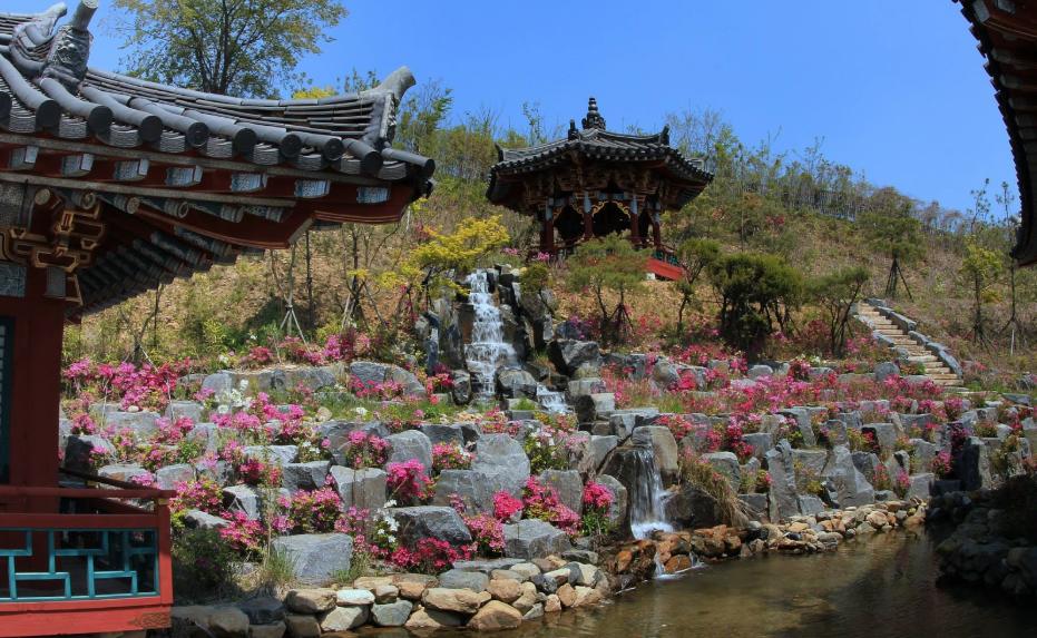 Công viên Shilla Millennium, Gyeongju