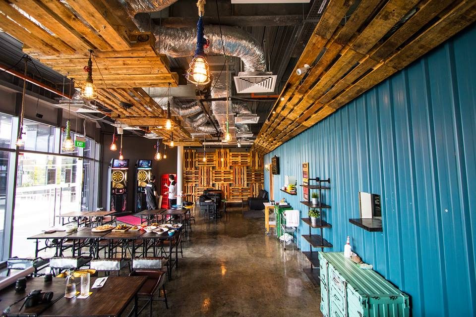 Captivant 10 Industrial Chic Spaces In Singapore To Explore And Revamp Your Instagram  Feed