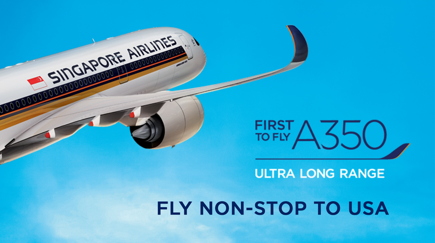 Non Stop Flights To Usa On Singapore Airlines Premium