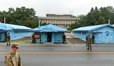 north korean border day trip