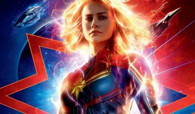 Captain Marvel in Singapore