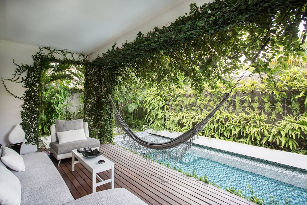 8 Instagrammable Airbnbs for Chilling Out in Kuta, Bali
