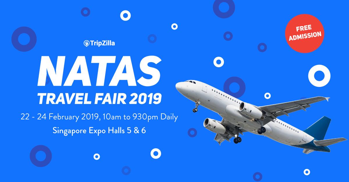 NATAS Travel Fair 2019