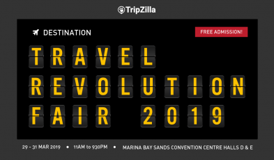 Travel Revolution TRF Fair 2019