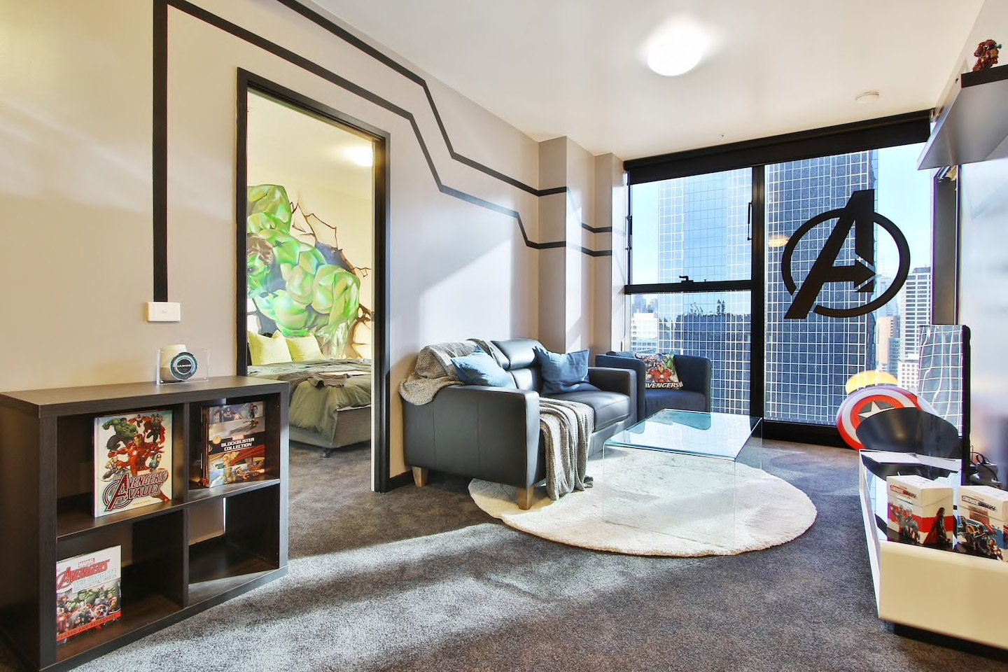7 Marvel-Themed Airbnbs Around the Globe