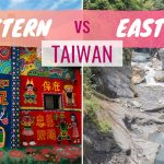 taiwan travel east or west