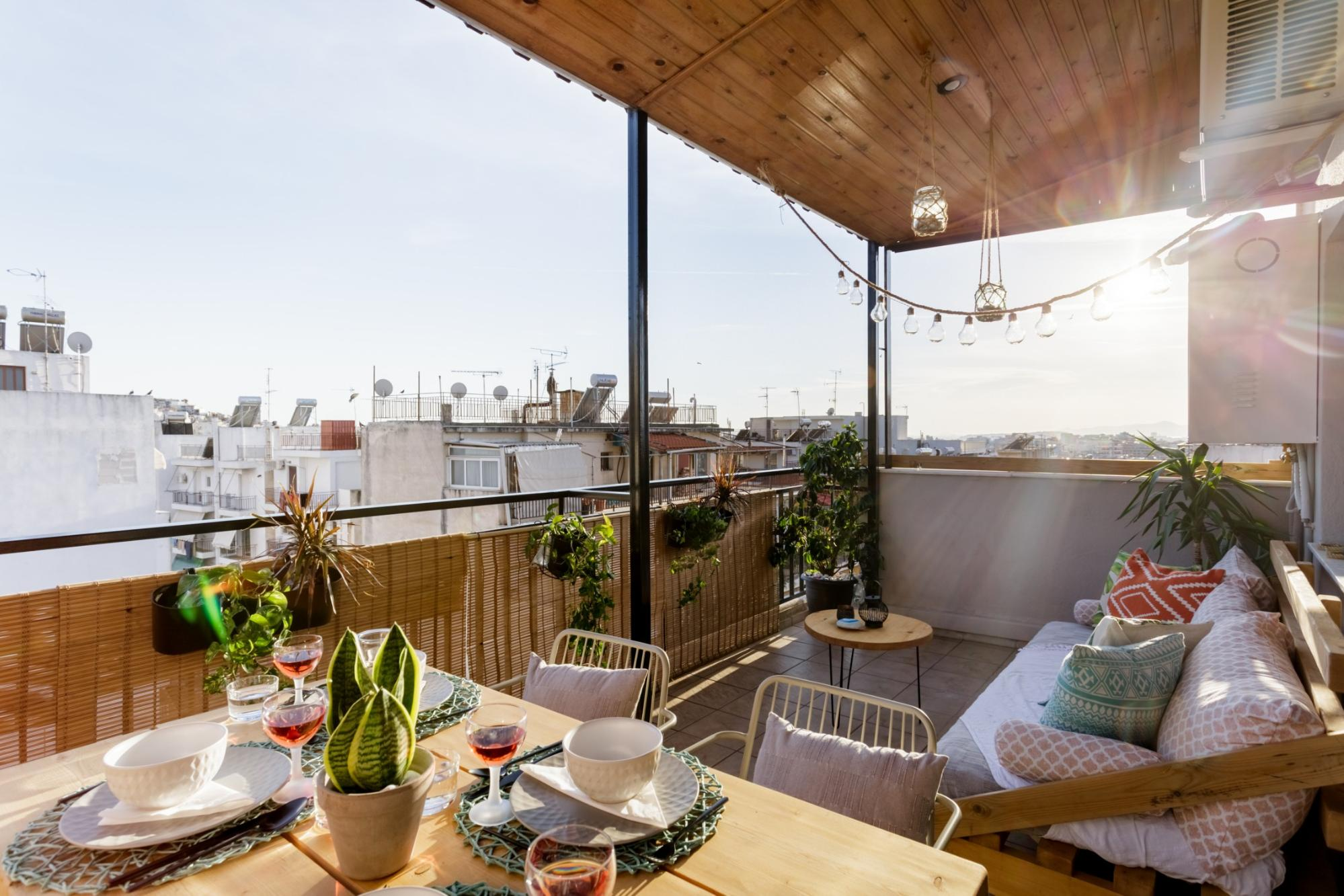 10 Beautiful Airbnbs in Athens for the Perfect Grecian Holiday
