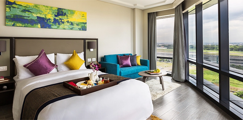 Staycations in Metro Manila: 14 Hotels to Destress