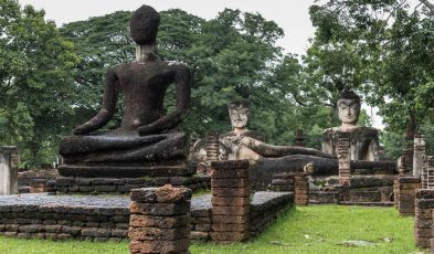 things to do in kamphaeng phet