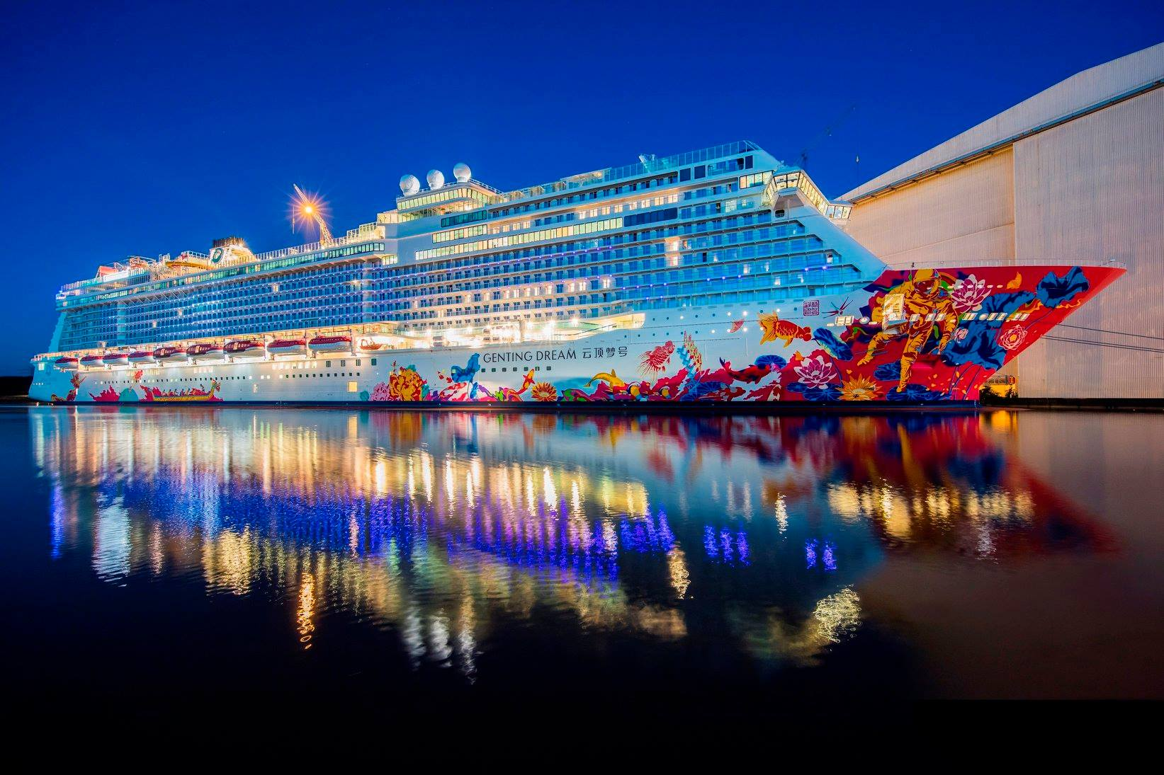 Genting Dream A 3 Night Cruise That S Both Fun And Enriching