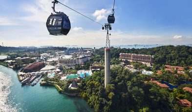 singapore cable car guide