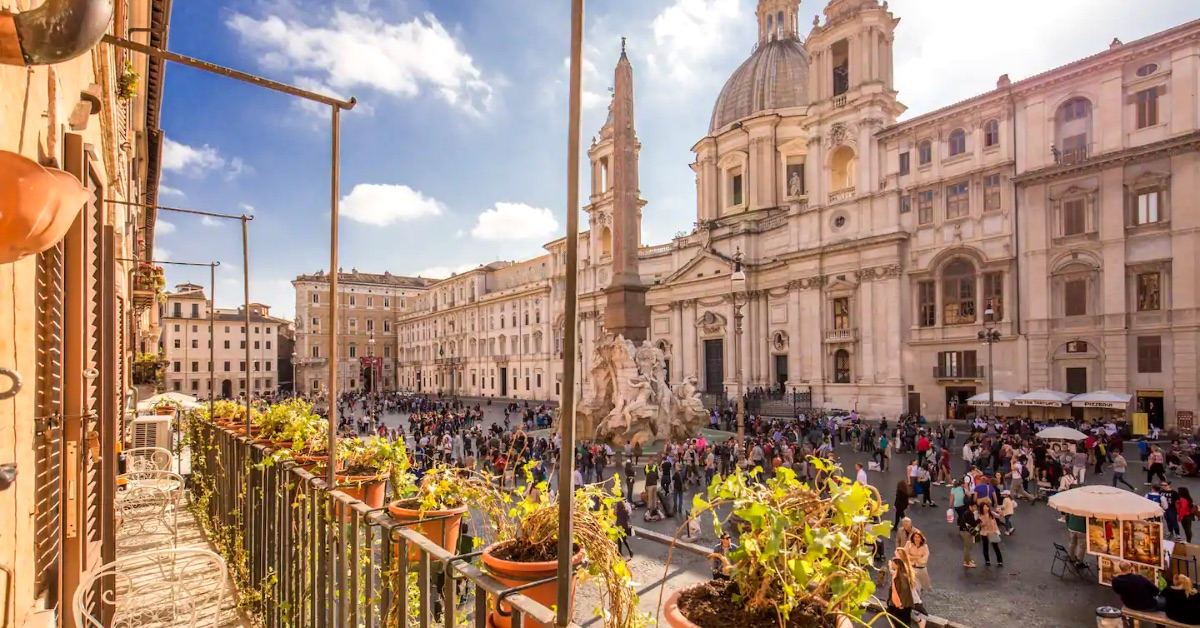 10 Airbnbs in Rome for the Perfect Roman Holiday [UPDATED 2021]