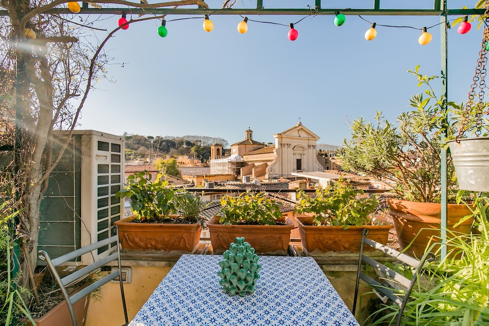 10 Airbnbs in Rome for the Perfect Roman Holiday