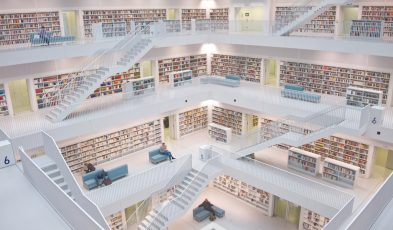 beautiful libraries in the world