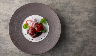 hilton Tokyo Sweet Sour Pork