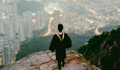 master's degree abroad