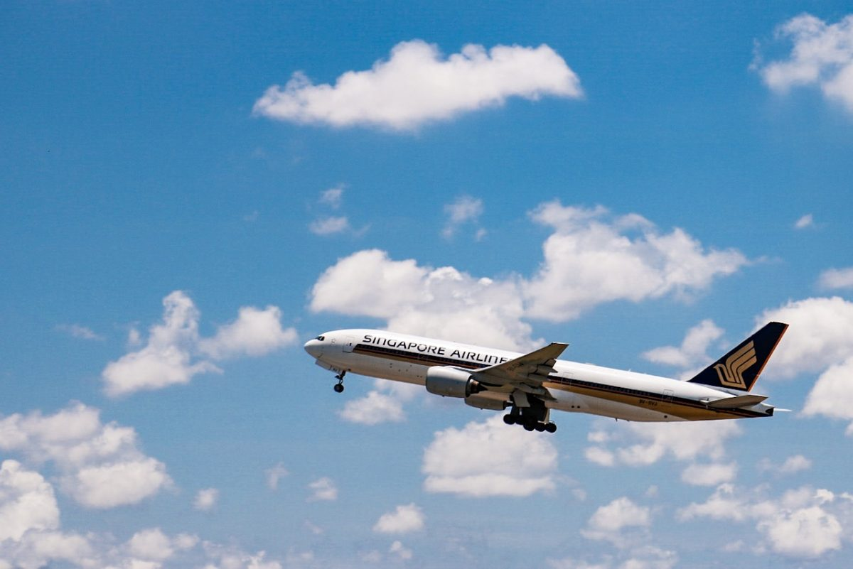 sia flights to nowhere