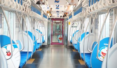 Doraemon-Go Train
