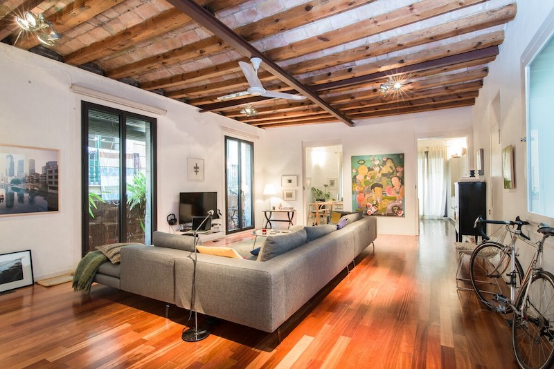 10 Stunning Airbnbs in Barcelona You'll Want to Move Right Into