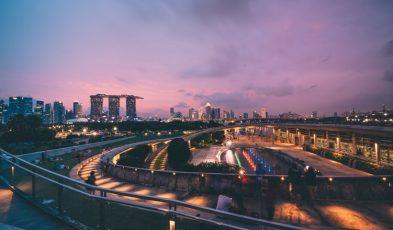 singapore sunset spots