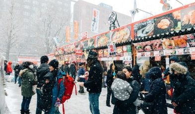Sapporo Snow Festival Cancelled in 2021