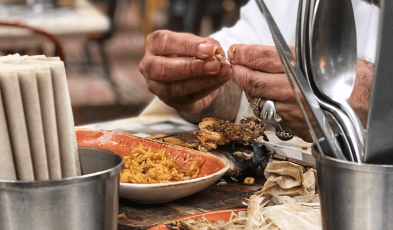 Why Eating With Hands Isn't Okay According to Etiquette Expert