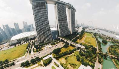 Explore Singapore on Foot Like Phil Daniel and Jean-Henri Haniquaut