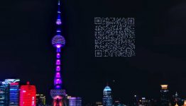 Is This The World's Biggest QR Code? Only in Shanghai, China